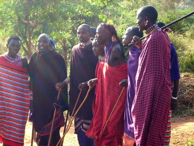 Lezioni di Swahili