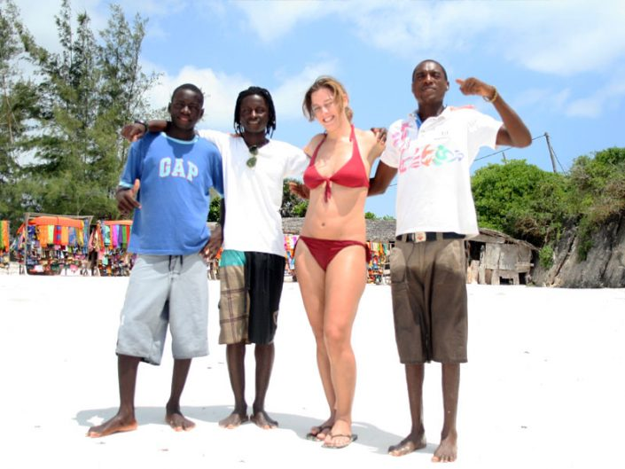 kenya safari beach boys